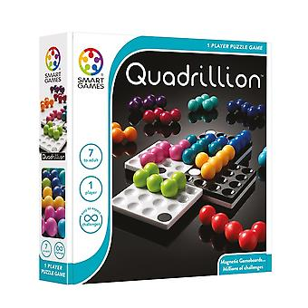 SmartGames Quadrillion - One Player Magnetic Puzzle