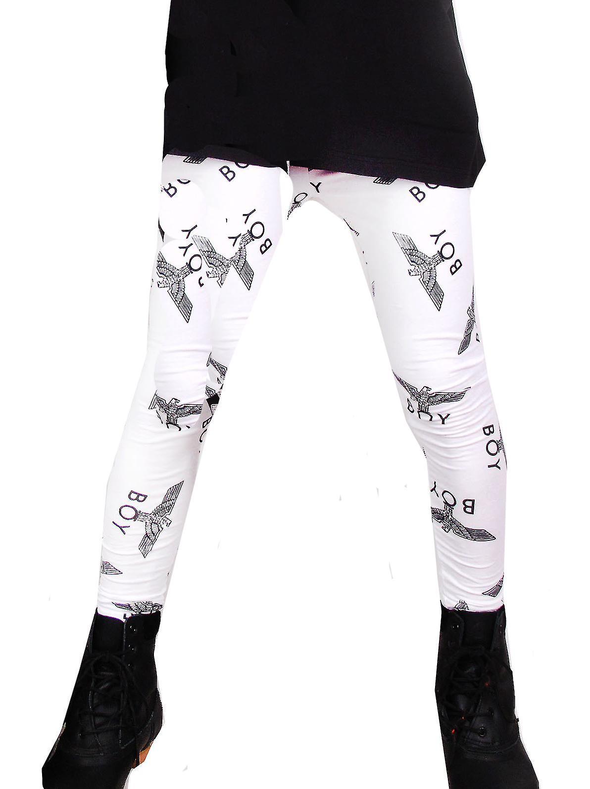 Waooh - Mode - Legging motif aigle et boy