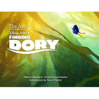 The Art of Finding Dory by John Lasseter - Ellen DeGeneres - Steve Pi