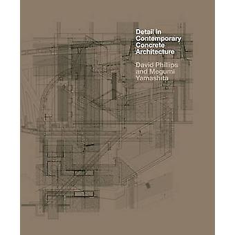 Detalj i modern betong arkitektur av David Phillips - Megu