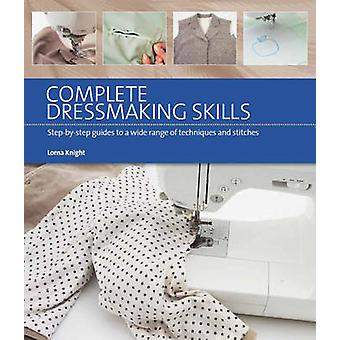 Complete Dressmaking Skills - Online Video Book Guides by Lorna Knight