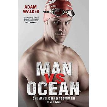 Man vs Ocean - 9781786062529 Book