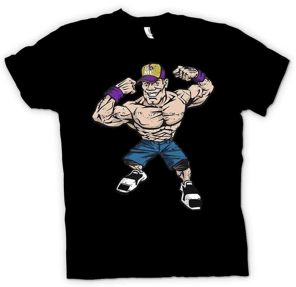 Womens T-shirt - John Cena Caricature - catch Cool