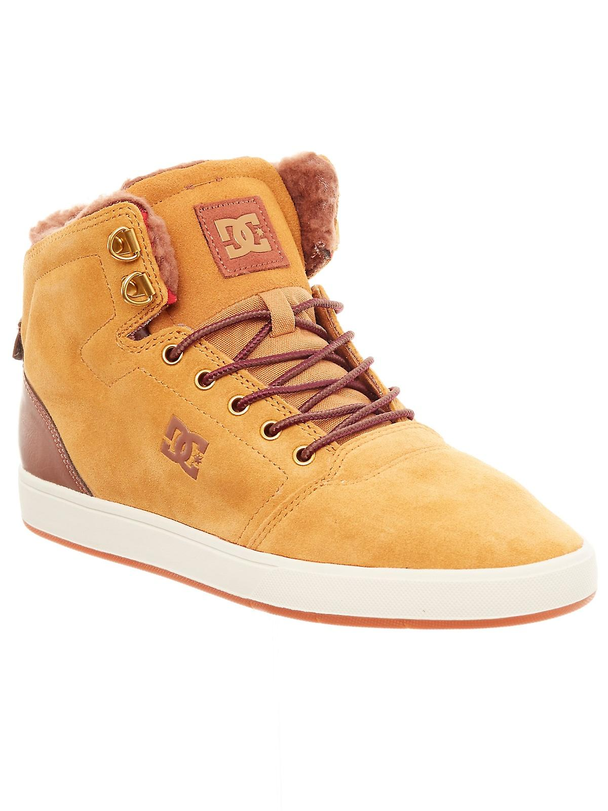 DC Wheat-Dark Chocolate Crisis WNT - Sherpa Lined scarpe | Di Alta Qualità E Low Overhead