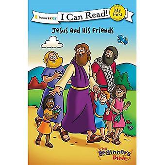 Jesus och hans vänner (jag kan läsa böcker: nybörjares Bibeln) (jag kan läsa/den Nybörjarens bibel)
