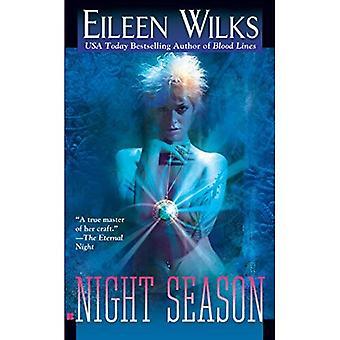 Night Season (Berkley Sensation)