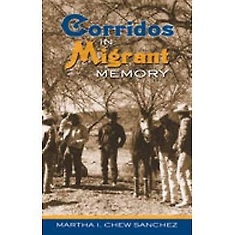 Corridos Migranten Gedenken