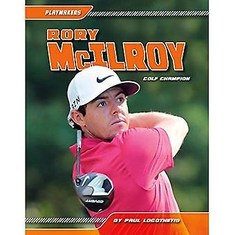 Rory McIlroy:: Golf Champion (meneurs de jeu Set 5)