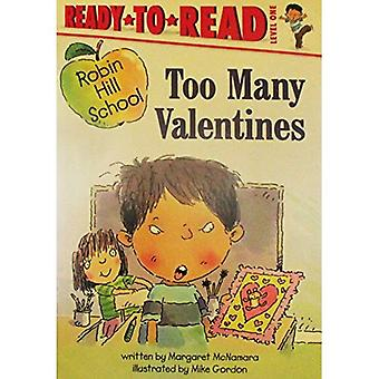 Troppi Valentines (Ready-To-Read Robin Hill School - livello 1)