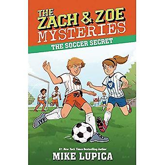 The Soccer Secret (Zach and Zoe Mysteries)