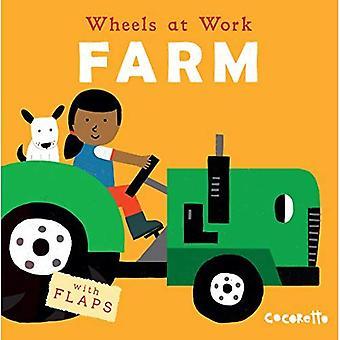 Fattoria (ruote al lavoro (edizione statunitense)) [Paperback]