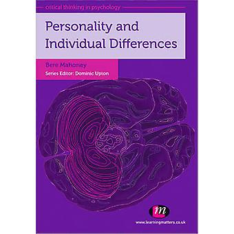 Personality and Individual Differences by Bere Mahoney - 978085725114