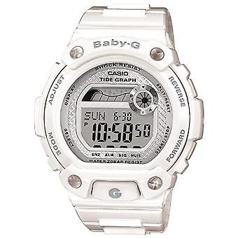 Casio digital watch quartz ladies with resin band BLX-100-7ER