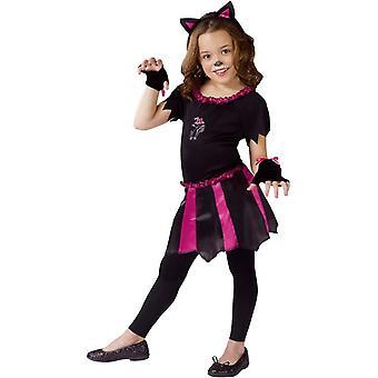 Mischievous Cat Child Costume