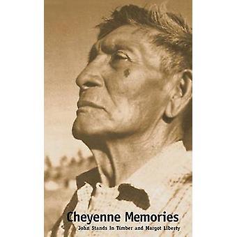 Cheyenne Erinnerungen zweite Auflage von steht in Holz & John