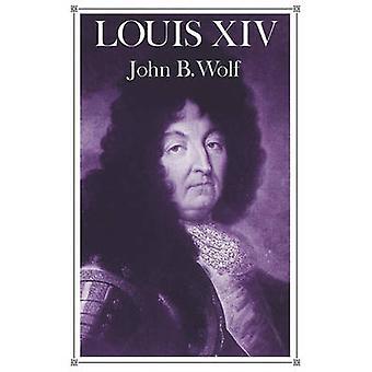 Louis XIV by Wolf & John B.