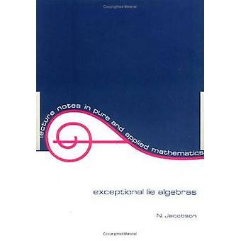 Exceptional Lie Algebras by Jacobson & N.