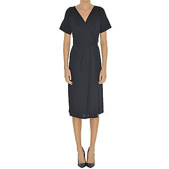Seventy Blue Polyester Dress