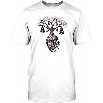 Tree Of Your Soul - Cool design Mens T Shirt