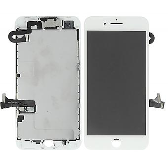 Stuff Certified ® iPhone 8 Plus Pre-assembled Screen (Touchscreen + LCD + Parts) A + Quality - White + Tools