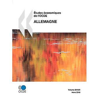 holdninger conomiques de lOCDE Allemagne 2010 av OECD publisering