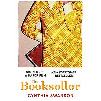 The Bookseller - Sliding Doors set in a bookshop by Cynthia Swanson -