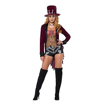 Bruja de chamán vudú señoras disfraz Halloween