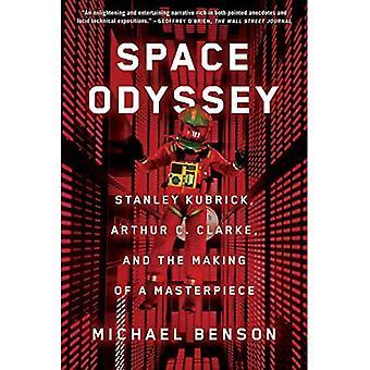 Space Odyssey: Stanley Kubrick, Arthur C. Clarke, och skapandet av ett mästerverk