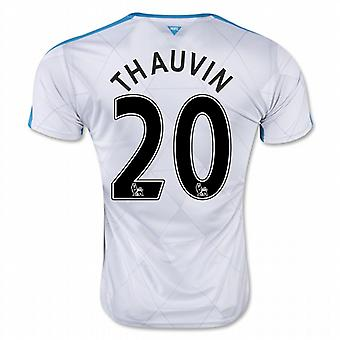2015-16 Newcastle Away Shirt (Thauvin 20) - Kids
