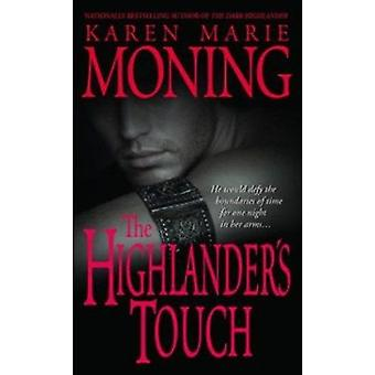The Highlander's Touch by Karen Marie Moning - 9780440236528 Book