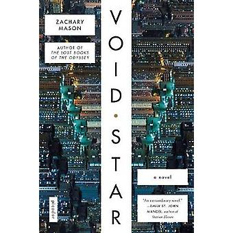 Void Star by Zachary Mason - 9781250159410 Book
