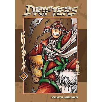 Drifters Volume 5 by Kohta Hirano - 9781506703794 Book