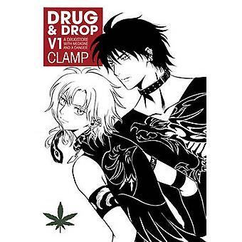 Drug & Drop - Volume 1 by CLAMP - 9781616555955 Book