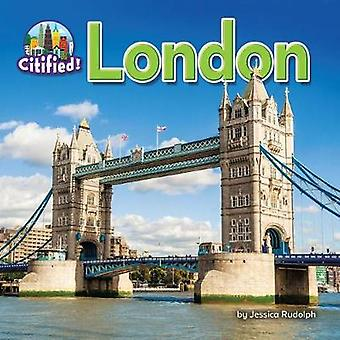 London by Jessica Rudolph - 9781684022328 Book