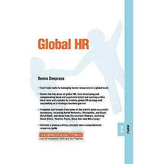 Global HR by Donna Deeprose - 9781841123431 Book