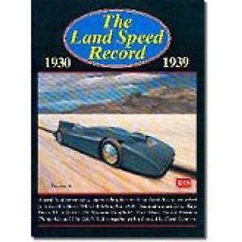 The Land Speed Record - 1930-1939 by R. M. Clarke - 9781855205154 Book