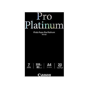 Canon A4 Pro Platinum