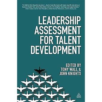 Évaluation du leadership pour le développement des talents par Wall et Tony