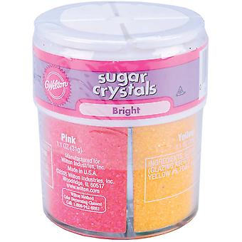 Sugar Crystals 1.1 Ounces 4 Pkg Bright W710scr 651