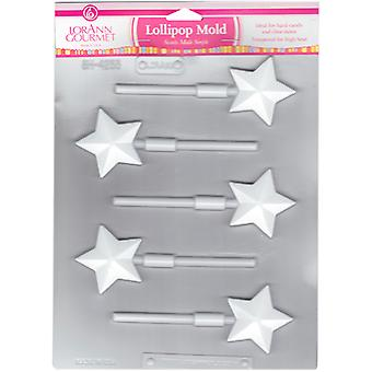 Breakup Candy Mold Stars Lmsm 5579