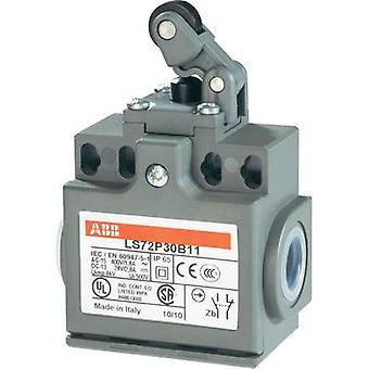Limit switch 400 Vac 1.8 A Lever momentary ABB LS72P30B11 IP65 1 pc(s)