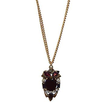 Martine Wester Cosmic Statement Medallion Pendant