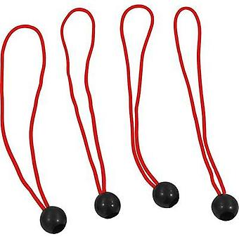 Bungee cord Petex 43192012 incl. ball