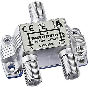 Cable TV splitter Kathrein EAC 04 1-way