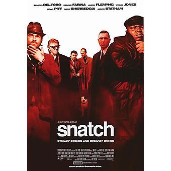 Snatch Movie Poster (11 x 17)