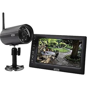 Wireless CCTV system 4-channel incl. 1 camera ABUS TVAC14000A