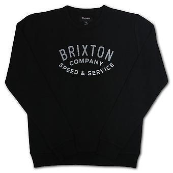 Junta de Brixton sudadera negro