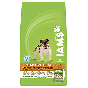Iams Dog Adult Light In Fat Chicken 3kg