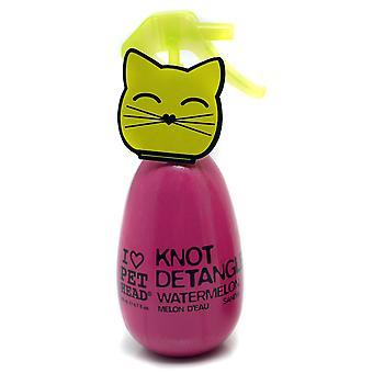 Pet Head Cat Knot Detangler Watermelon 175ml