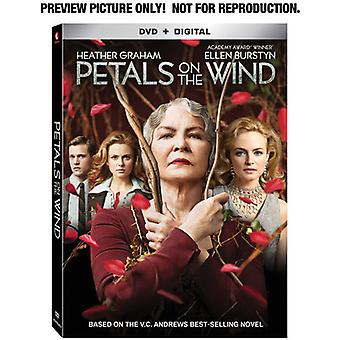 Petals on the Wind [DVD] USA import